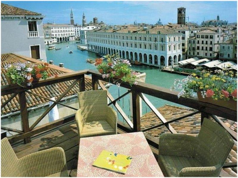 Hotel Venise Avec Terrasse