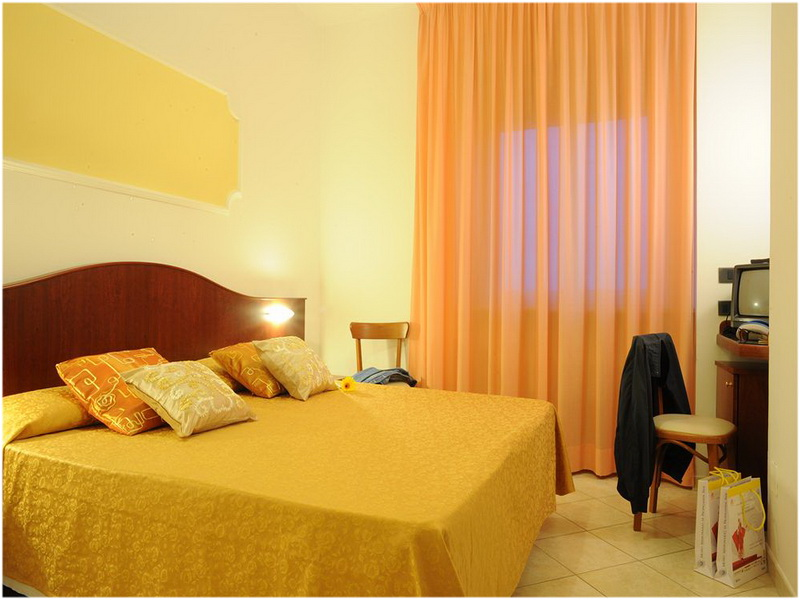 Hotel Grifone, Perouse, Italie, Chambres