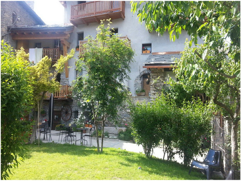 Hotel Maison Du-Noyer, Aoste, Italie