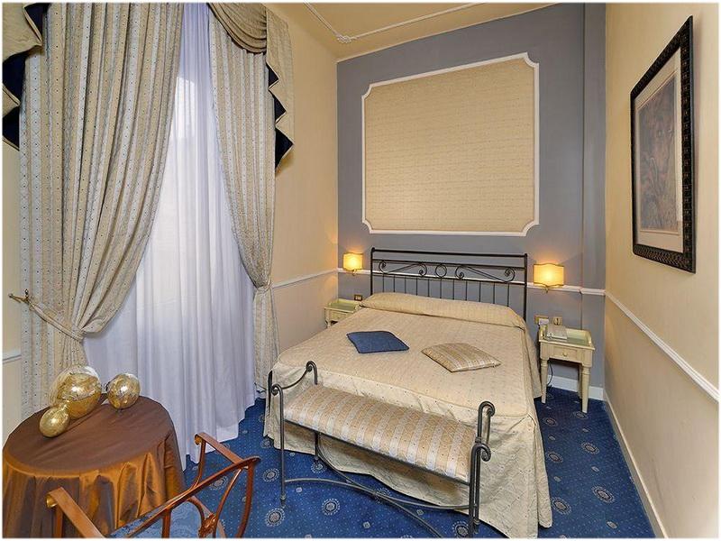 Hotel Metropolitaine, Bologne, Italie, Chambres