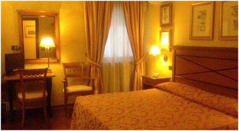 Hotel Operà, Palerme, Italie, Chambre