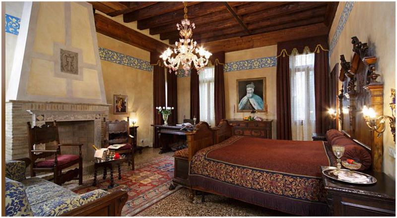 Hotel Palazzo Priuli, Venise, Italie, Vue sur Canal