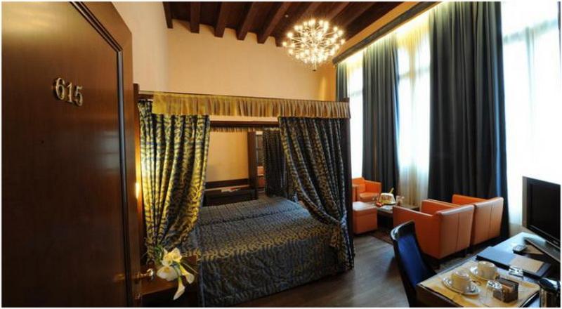 Hotel Palazzo Selvadego, Venise, Italie, Chambre