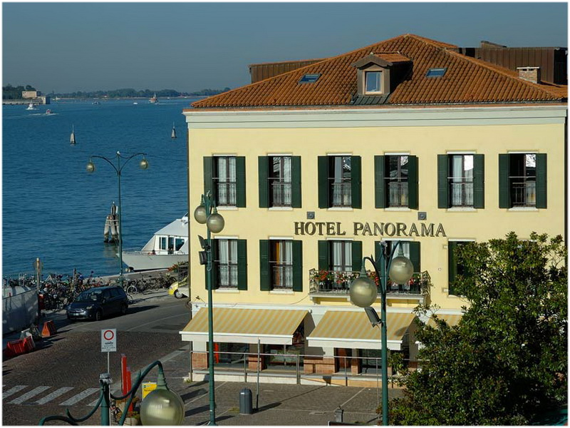 Hotel panorama venise italie cap voyage for Hotel panorama hotel