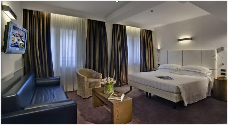 Hotel Plaza, Venise, Italie, Chambres