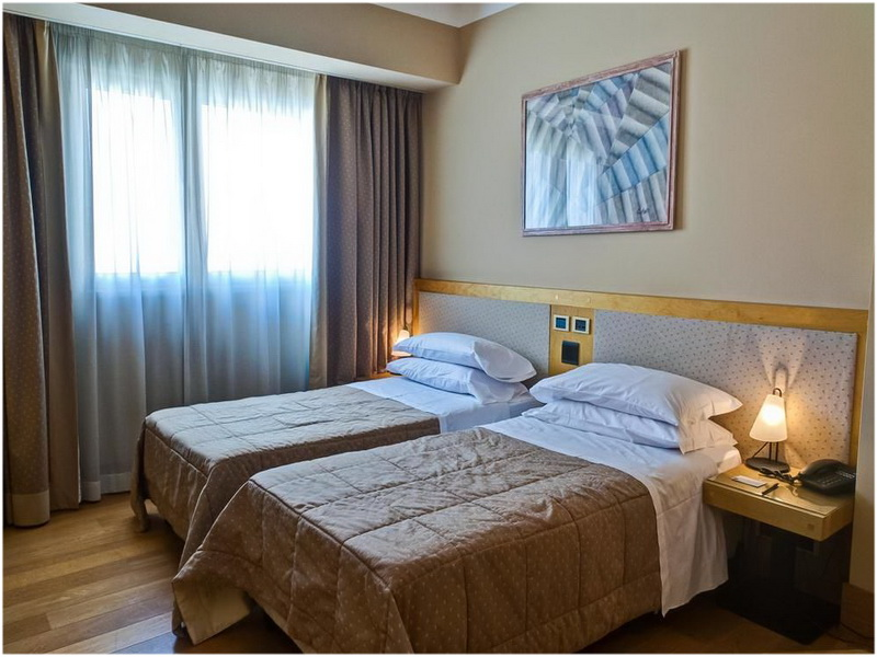Hotel Quattrotorri, Perouse, Italie, Chambres