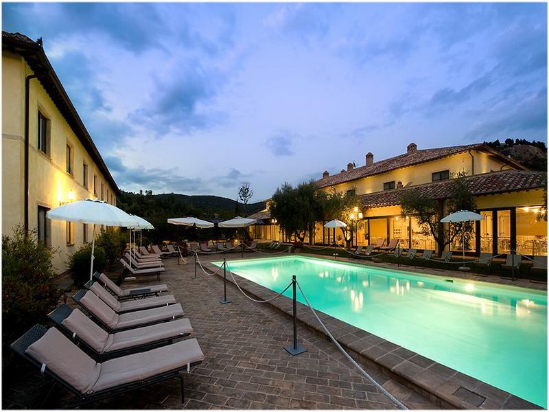 Hotel Relais dell'Olmo, Perouse, Italie, Piscine