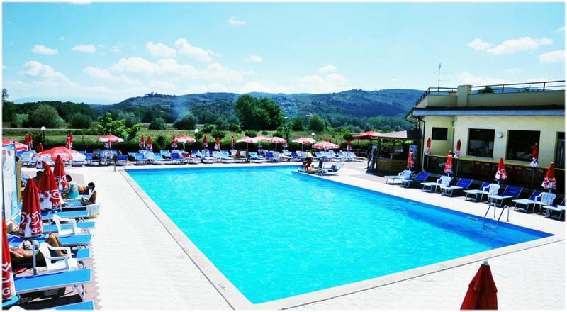 Hotel Ristorante Dante, Perouse, Italie, Piscine