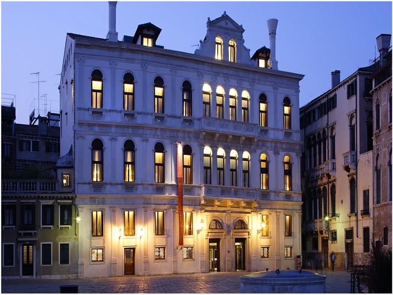 Hotel Ruzzini Palace, Venise, Italie