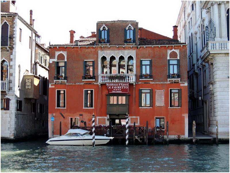 Hotel San Cassiano Ca'Favretto, Venise, Italie