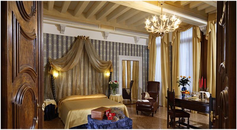 Hotel San Sebastiano Garden, Venise, Italie, Chambre
