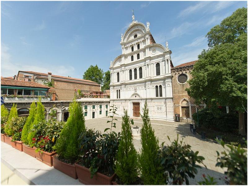 Hotel Savoia & Jolanda, Venise, Italie