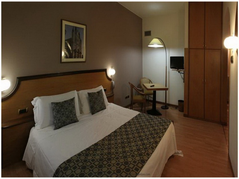 Hotel Tevere, Perouse, Italie, Chambres