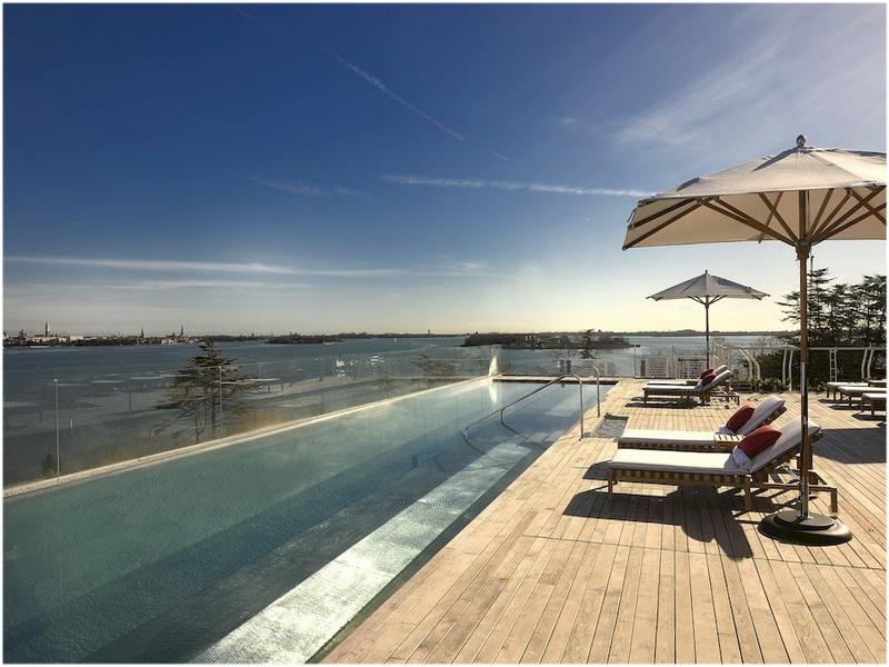 Hotel venice resort venise italie cap voyage for Venise hotel piscine