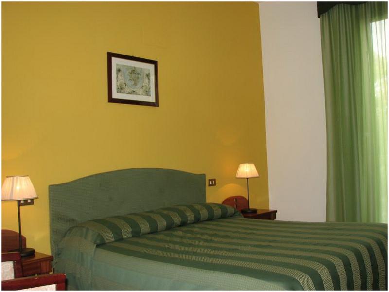 Hotel Villa D'Amato, Palerme, Italie, Chambre