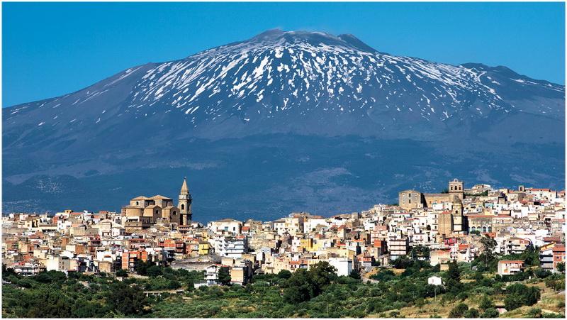 La PLus Grande Ile, Sicile, Italie, Volcan Etna