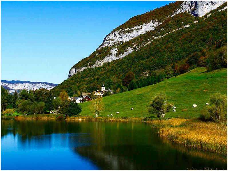 Lathuile haute savoie rh ne alpes france cap voyage for Hotel design rhone alpes