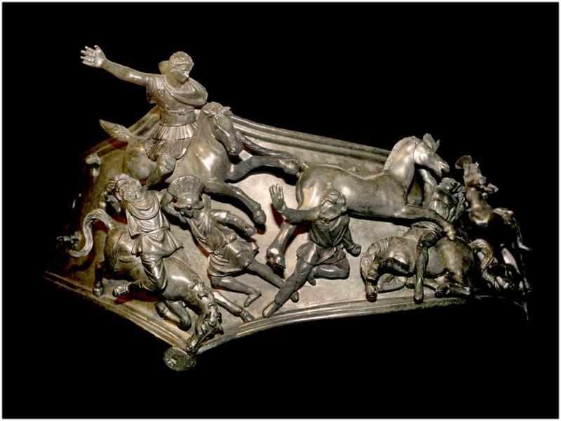 Musée archéologique régional, Aoste, Italie