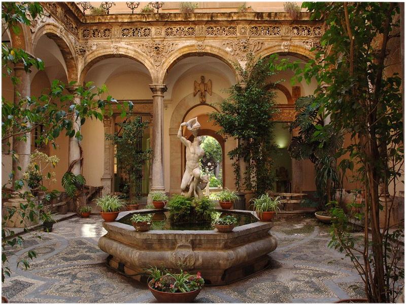 Musée archéologique régional, Palerme, Italie