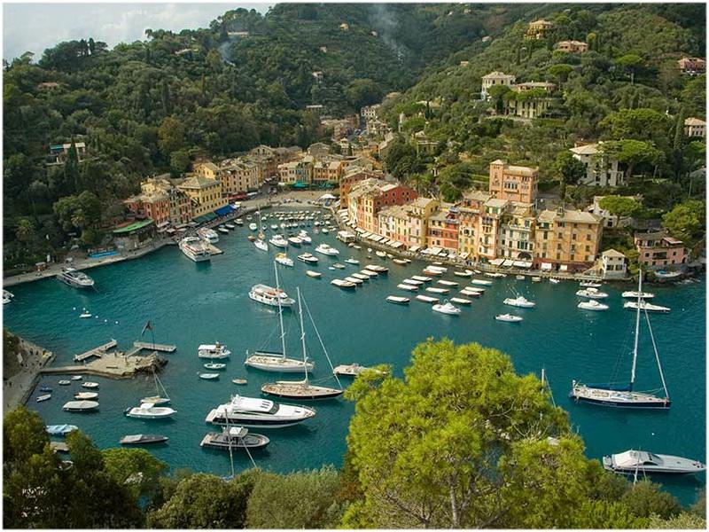 Portofino, Italie, La Riviere Italienne du Levant