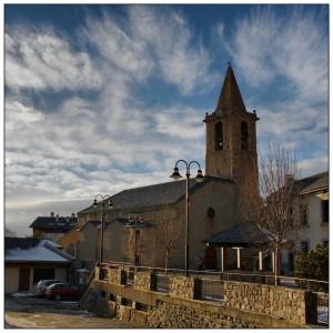 Saillagouse, Languedoc-Roussillon, France, patrimoine