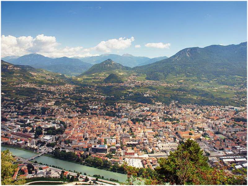 Trente, Villes d'Art, Italie