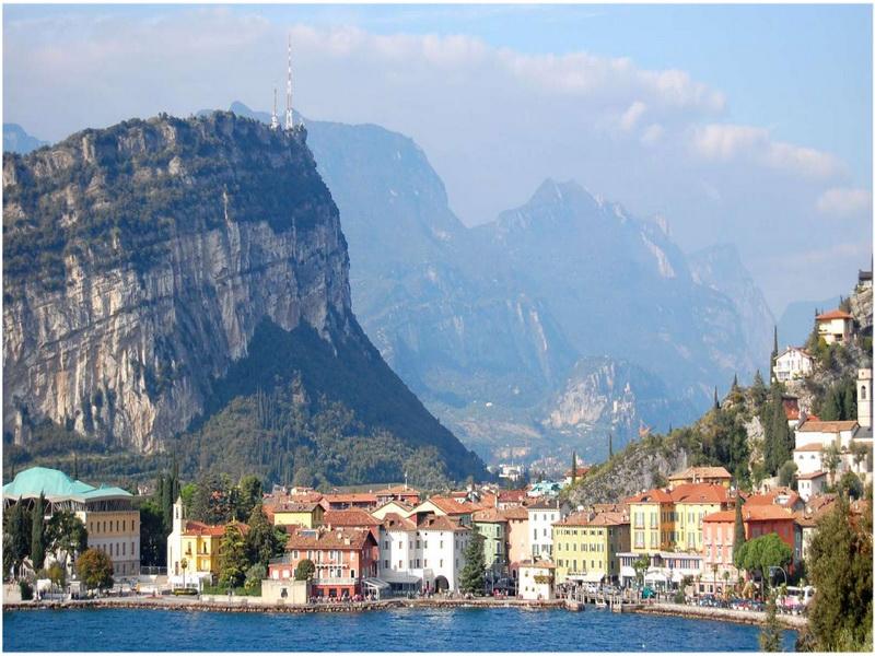 Trentin-Haut-Adige, Italie, Riva del Garda Vacances