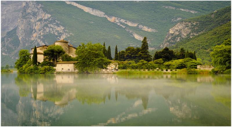 Trentin-haut-Adige, Italie, Les lacs