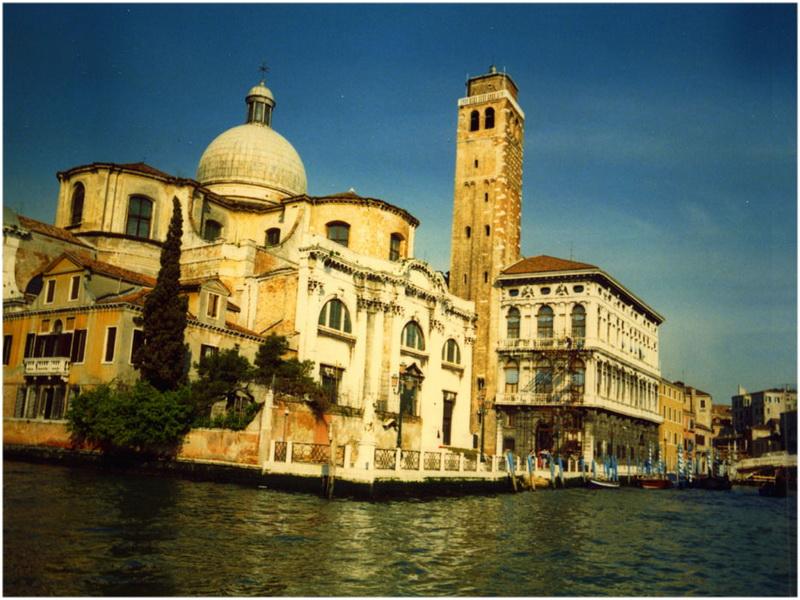 Vénétie, Italie, église