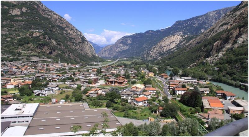 Vallée d'Aoste, Italie