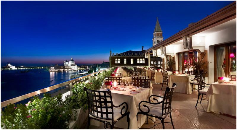 Venise, Italie, Restaurant