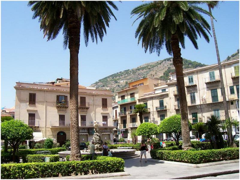 monreale, Palerme, italie