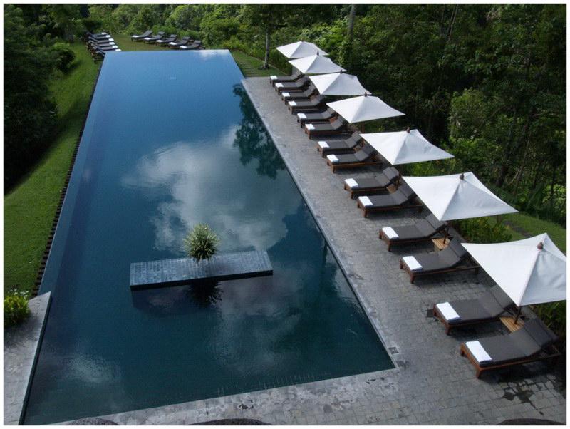 Alila Ubud (Bali, Indonésie)