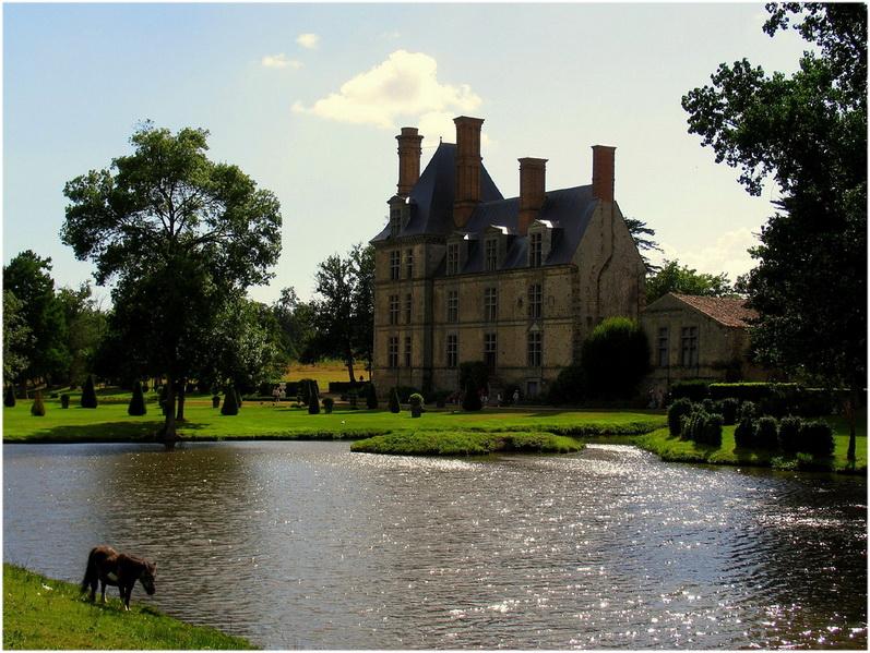Avrille, Vendee, Pays de la Loire, France