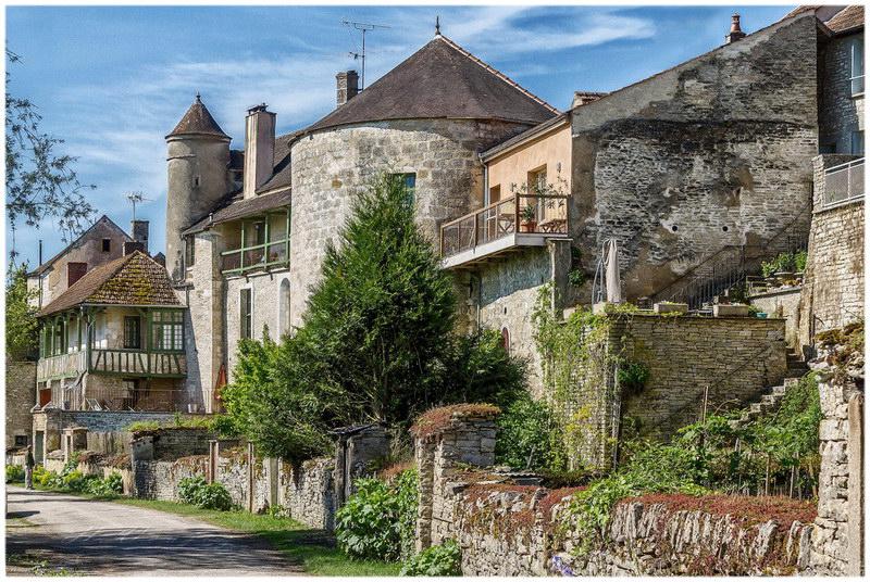 Bourgogne noyers-sur-serein