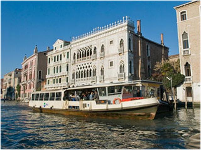 Ca' d'Oro, Venise, Italie