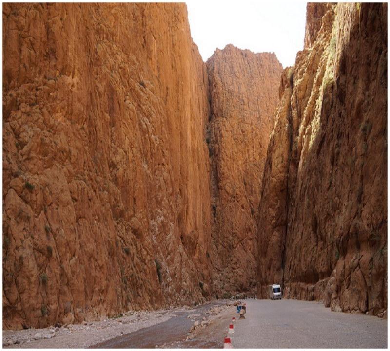 Gorges de la vallée du Todgha