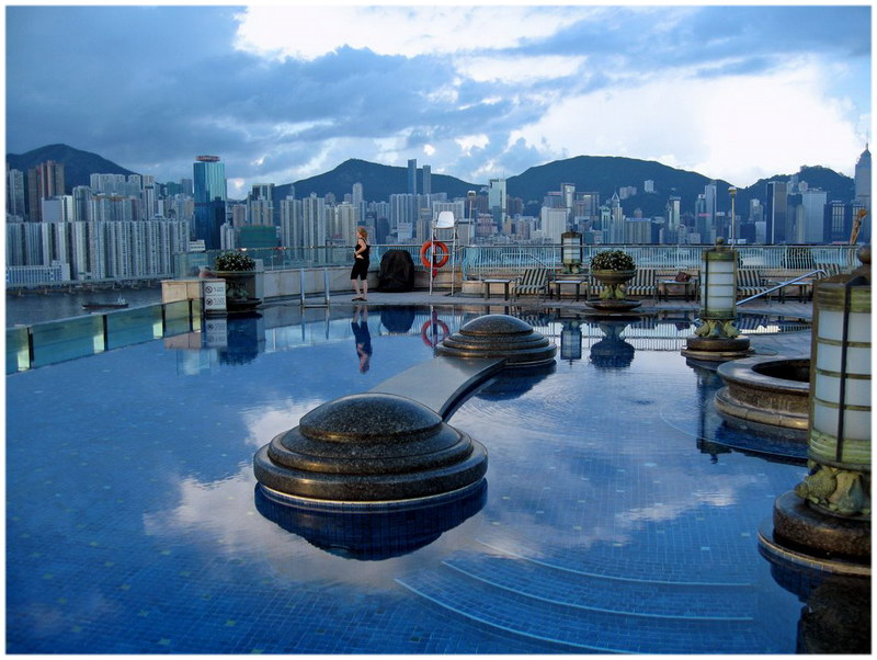 Harbour Plaza Hotel (Hong Kong, Chine)