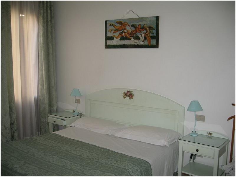 Hotel Adua, Venise, Italie, Chambres