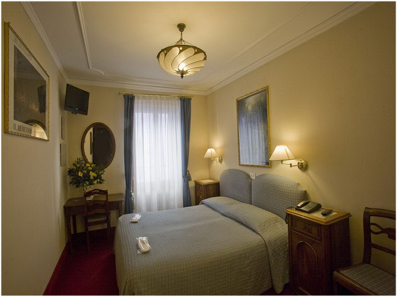Hotel Agli Alboretti, Venise, Italie, Chambres