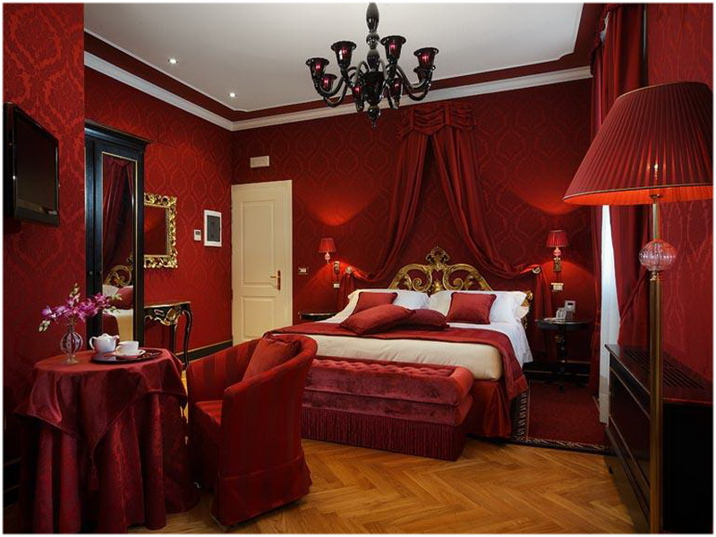 Hotel Al Duca, Venise, Italie, Chambres
