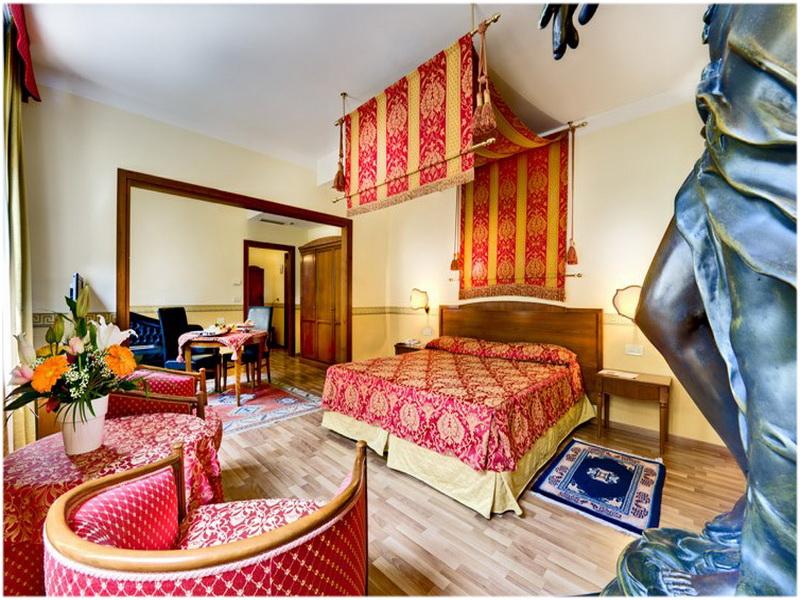 Hotel Al Vivit, Venise, Italie, Chambres