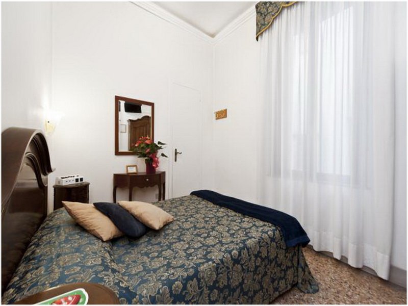 Hotel Alla Fava, Venise, Italie, Chambres