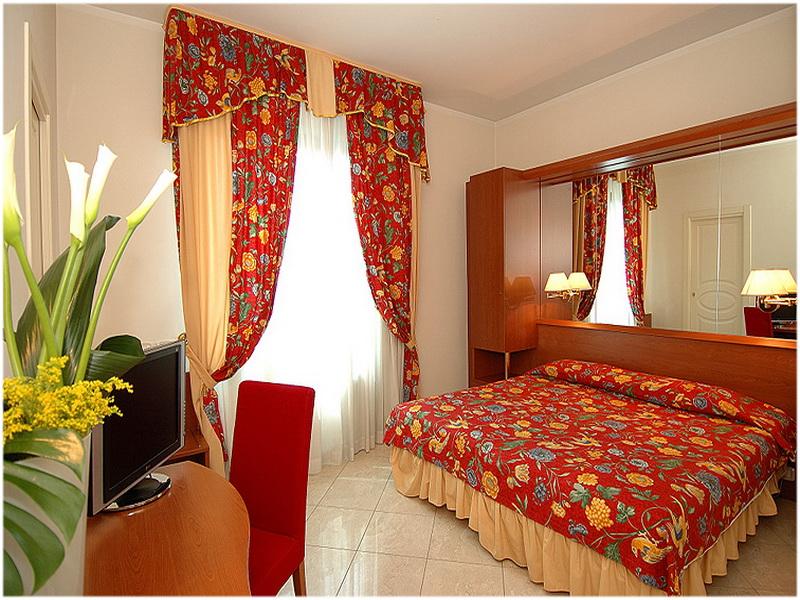 Hotel Ambasciata, Venise, Italie, Chambres