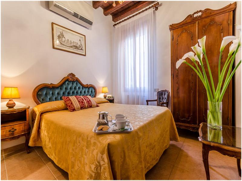 Hotel Ariel Silva, Venise, Italie, Chambres