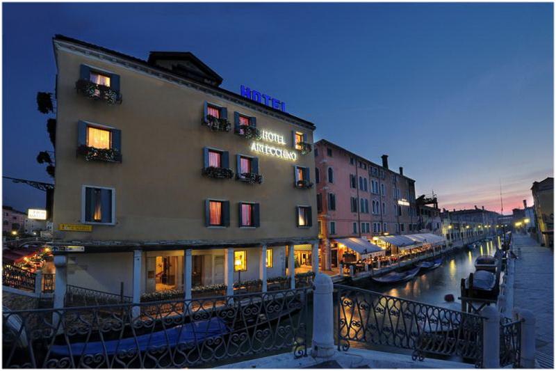 Hotel Arlecchino, Venise, Italie