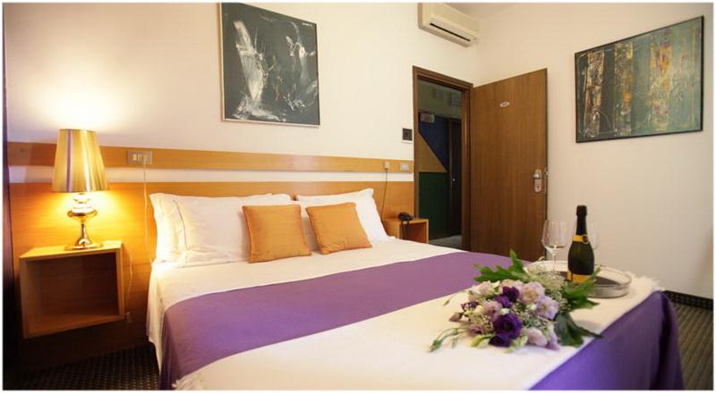 Hotel Art, Venise, Italie, Chambres