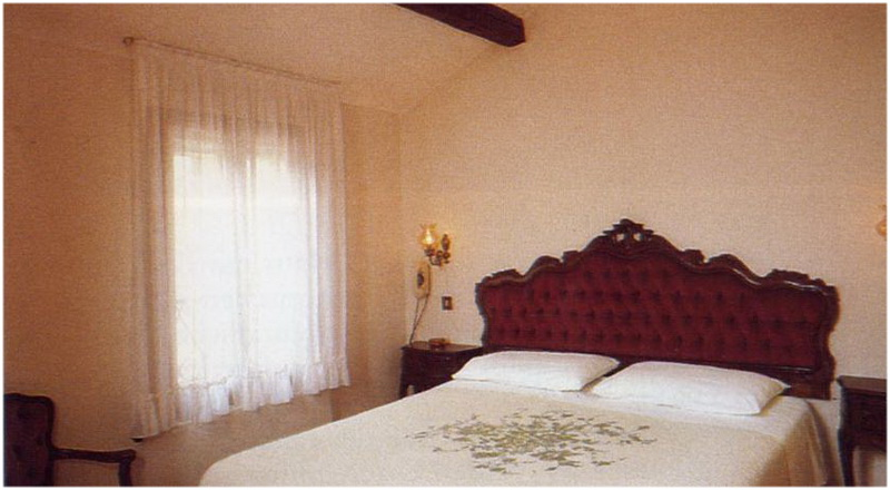 Hotel Canada, Venise, Italie, Chambres