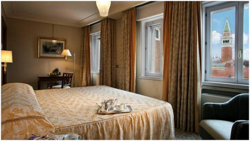 Hotel Casanova, Venise, Italie, Chambres