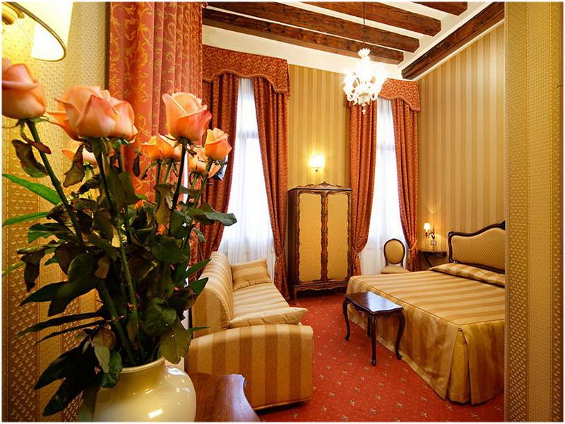 Hotel Centauro, Venise, Italie